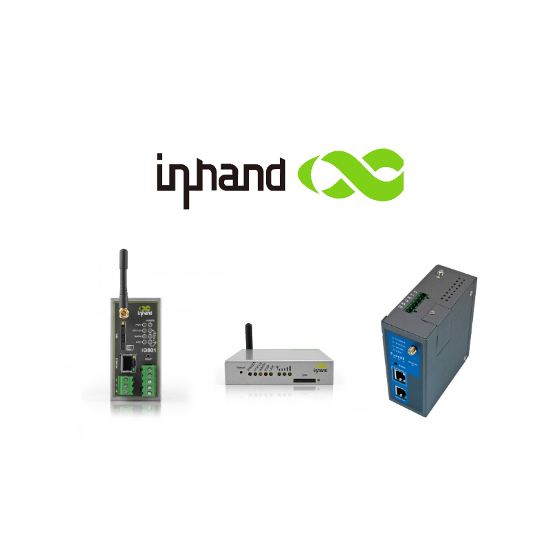 Inhand Networks - IR791 IR691 IG601